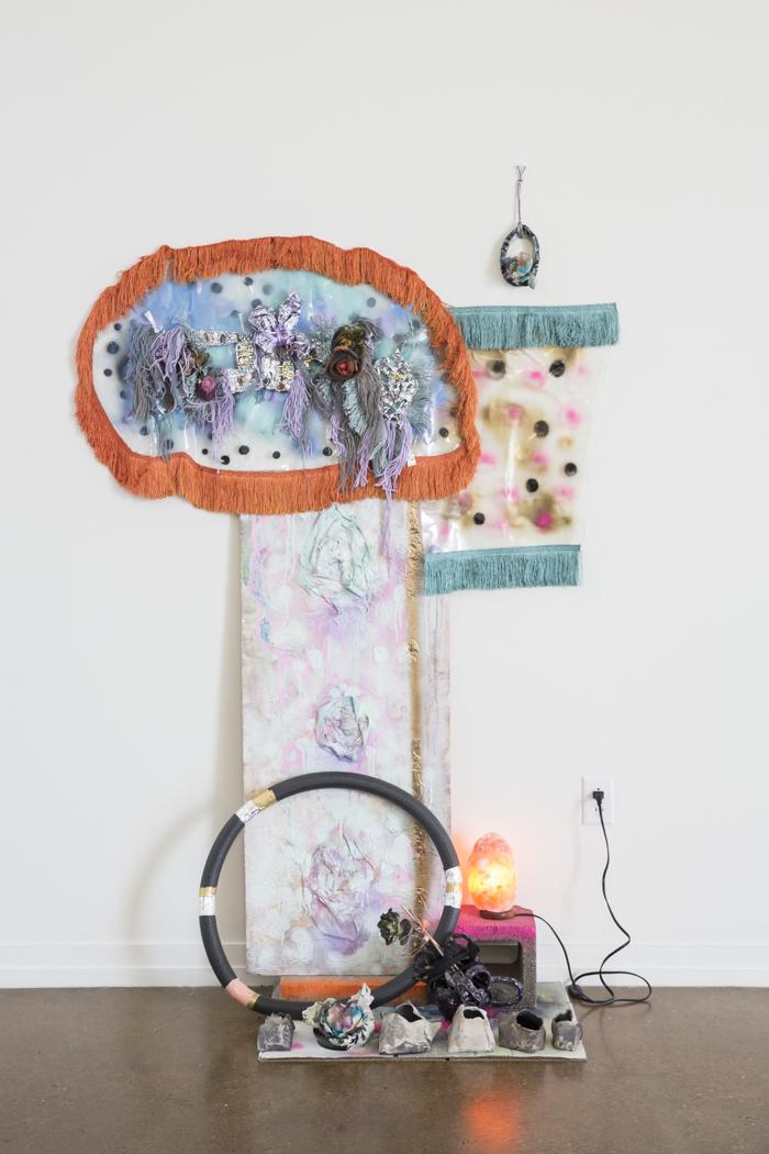 Crystal Vortex, 2019 Zipporah Thompson